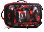 Oakley Works Handbagagekoffer 60 cm Black Red