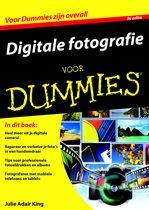 Omslag van 'Voor Dummies - Digitale fotografie voor Dummies'