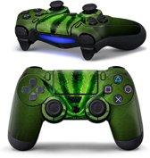 PS4 dualshock Controller PlayStation sticker skin | Wiet - WEED