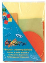 Creafun Supervouwpakket