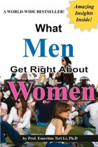 What Men Get Right about Women (Blank Inside)