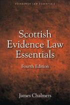 Scottish Evidence Law Essentials