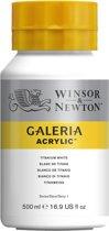 Winsor & Newton Galeria Acryl 500ml Titanium White