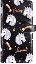 Shagwear Trendy & Funky Vrouwen Portemonnee - Unicorns / Eenhoorns (009818Z)