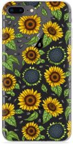 iPhone 8 Plus Hoesje Sunflowers