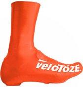 VeloToze Latex Overschoenen Orange Size 40.5-42.5