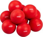 LaCrosse Massagebal Rood - Set 10 stuks | Crossfit massagebal | Massage Bal