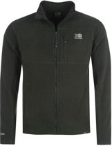 Karrimor Polar Fleece Jas - Heren - Charcoal - XL