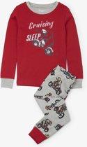 Hatley jongens 2-delige pyjama Biking Bears