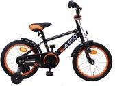Amigo Sports - Kinderfiets - Jongens - Zwart - 14 Inch