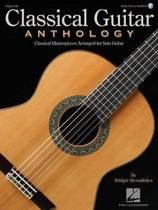 Classical Guitar Anthology (Book/Online Audio)