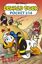 Donald Duck pocket 214 De bende van el gato