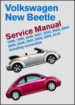 Volkswagen New Beetle Service Manual 1998, 1999, 2000, 2001, 2002, 2003, 2004, 2005, 2006, 2007, 2008, 2009, 2010