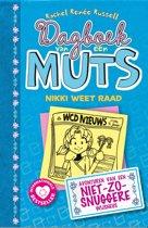 Omslag van 'Dagboek van een muts 5 - Nikki weet raad'