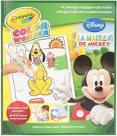 Crayola Color Wonder kleurboek Mickey Mouse