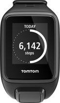 TomTom Spark GPS Sport- en Fitnesshorloge - Zwart - Large