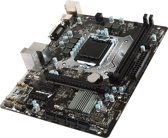 MSI H110M PRO-D LGA 1151 (Socket H4) Intel® H110 micro ATX