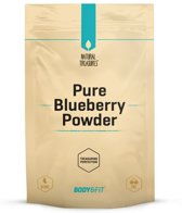 Body & Fit Superfoods Pure Blueberry poeder - Gevriesdroogde blauwe bessen - 250 gram