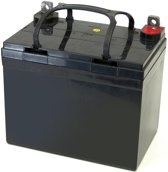 Ergotron SV32 Replacement Battery, 33 Ah oplaadbare batterij/accu 33000 mAh 12 V