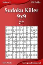 Sudoku Killer 9x9 - Facile - Volume 2 - 270 Grilles