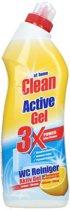 At Home Clean Active Gel Lemon Toilet Reiniger - 750 ml
