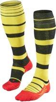 FALKE SK4 Stripe Skisok Dames 16533 - 35-36 - Geel