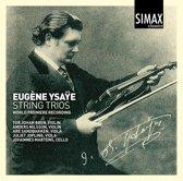 Ysaye: String Trios