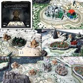 Game of Thrones 4D puzzle - Westeros