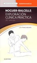 Omslag van 'Noguer-Balcells. Exploracion clínica práctica + StudentConsult en español'