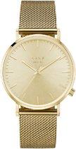 KANE Watches GG900 Kaizen Gold Rush Gold Mesh horloge