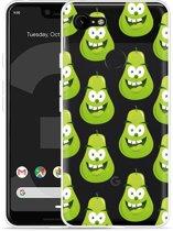 Google Pixel 3 XL Hoesje Happy Peer