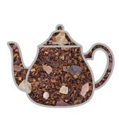 Rooibos Ananas Cacao thee, rooibos thee, 100 gram losse thee