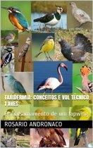 Taxidermia: conceitos e VOL TÉCNICO. 1 AVES - Embalsamamento de um lapwing