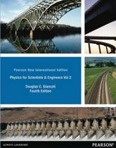 Physics for Scientists & Engineers Vol. 2 (Chs 21-35): Pearson  International Edition