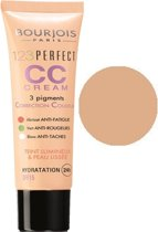 Bourjois 123 Perfect CC Cream 34 Dark/Bronze
