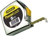 Stanley Rolbandmaat Powerlock 5m 19mm