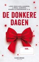 Boek cover De donkere dagen van Loes den Hollander (Paperback)