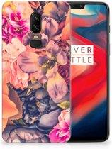 OnePlus 6 TPU Case Bosje Bloemen