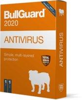 BullGuard Anti Virus 1Year1UserWinOnlyRetail