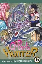 O-Parts Hunter, Vol. 10