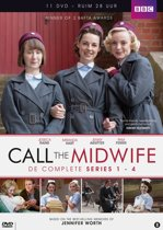 Call The Midwife - Seizoen 1 t/m 4