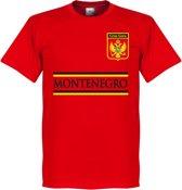Montenegro Team T-Shirt  - XXL
