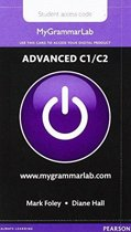 MyGrammarLab Advanced No Key MyLab Only Access Card