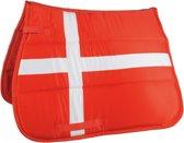 Zadeldek -Flag allover- Vlag Denemarken Veelzijdigheid