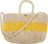 Barts Windang Beach Bag Dames Strandtas - Saffron - Maat One size