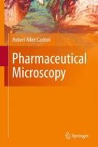 Pharmaceutical Microscopy