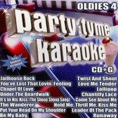 Party Tyme Karaoke: Oldies, Vol. 4