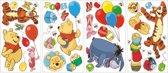 Disney RoomMates Muursticker Pooh & Vrienden - Multi