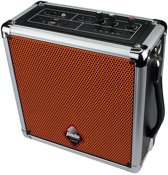 Alecto MPA-12 - Zwart/Oranje