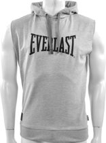 Everlast - Sleeveless Loopback Hoodie - Heren - maat XL
